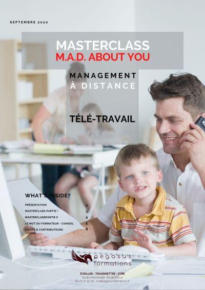 M.A.D. About You (management à distance, télétravail)
